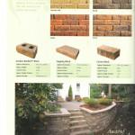 Retaining wall system