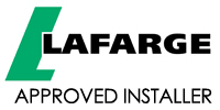 lafarge approved installer